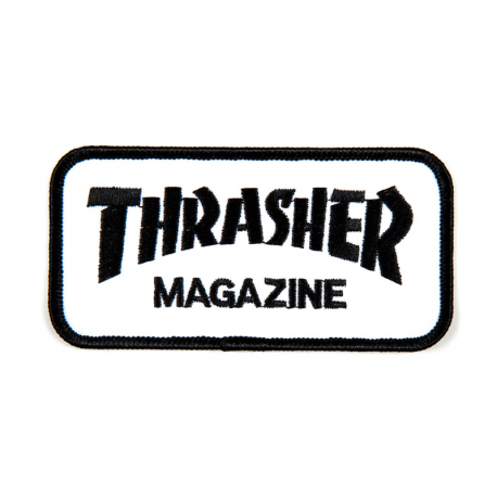 Thrasher logo black - photo#12