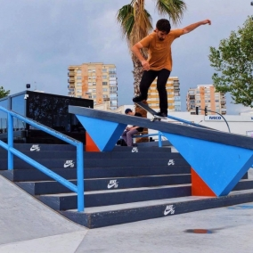 Shifty Webisode 08 - Shifty Street League - Barçelone