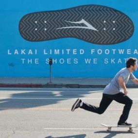 LAKAI FOOTWEAR / De retour dans notre skateshop !