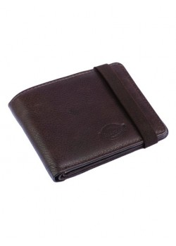 DICKIES Wilburn Wallet Leather Brown