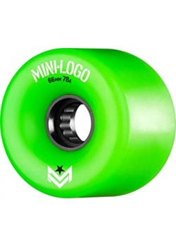Mini Logo Awol Green - 66mm 78a
