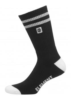 Element Clearsights Socks - Flint Black