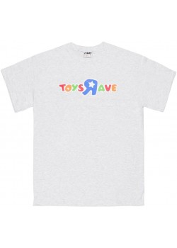 Rave Toys Rave Tee - Ash Grey