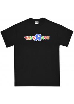 Toys Rave Tee - Black