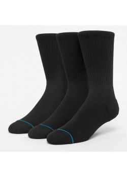 Stance Prime Crew Pack x3 - Black