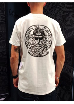 SHIFTY - God Tee - White - In Skate We Trust