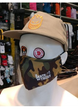 SHIFTY - In Skate We Trust Masque - Camo