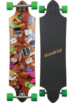 "Madrid Halberd 36.75"" - Board Of Directors"