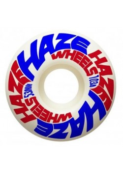 Haze wheels Twirl - 53mm 103A