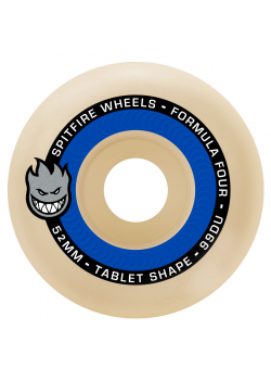 Spitfire F4 Tablet Natural - 52mm / 99D