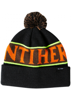 Antihero Black Hero Pom Beanie - Black