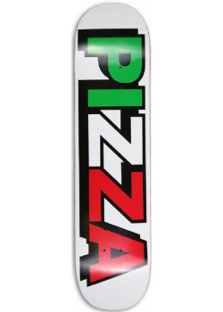 Pizza Tri Logo Deck