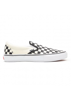 Skate Slip-On / Checkerboard