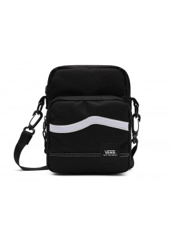 Construct Shoulder Bag - Black