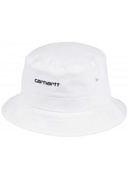 Carhartt Script Bucket Hat - White