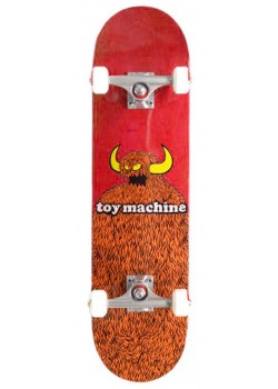 Furry Monster Complète - Toy Machine