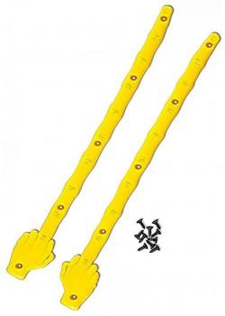 Enjoi Rails The Bird Yellow