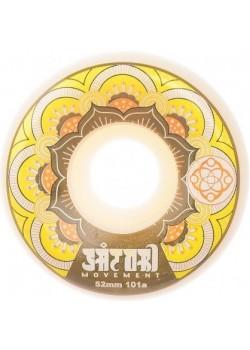 Satori Mandala Series Yellow (Conical Shape) - 52mm / 101a