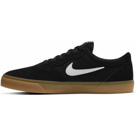 Nike SB Chron Solarsoft - Black / Gum