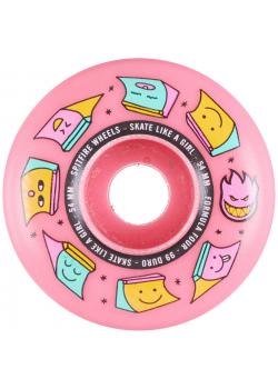 F4 Skate Like Girl RAD Pink - 54mm 99D