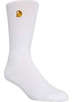 Carhartt Chase Socks - White / Gold