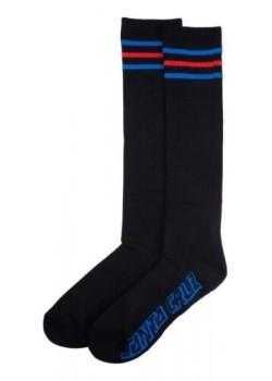 Santa Cruz Void Socks - Black