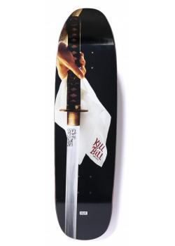 """Huf X Kill bill Cruiser Deck Black - 8.5"""" x 31.5"""""""