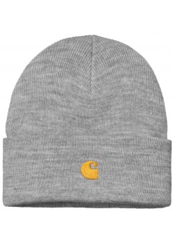 Chase Beanie - Geay Heather / Gold