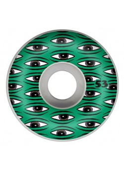 Toy Machine All Seeing Green - 52mm