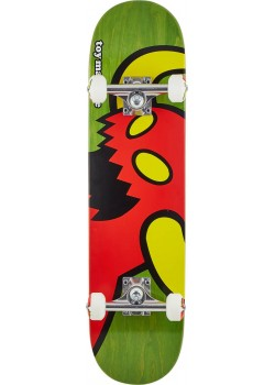 """Toy Machine Vice Monster Green - 7.75"""" - Skate Complet"""