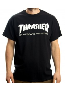 Thrasher Tee - Black