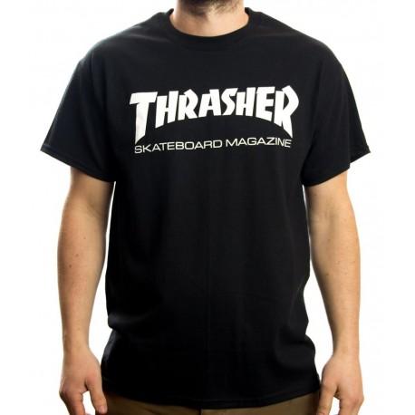 Shop Black Thrasher Board Shifty Tee TlK13cFJu