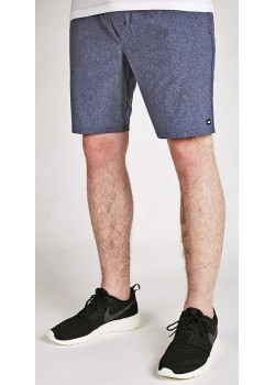 All City Short - Heather Indigo