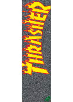 Thrasher X Mob Grip - Flaming