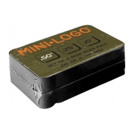 "Mini Logo Pads - 0.50"""