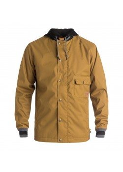 DC Flux Jacket - Light Pastel Brown