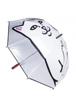 rip n dip Lord Nermal Umbrella - Clear