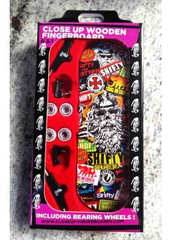 Close up Fingerboard Shifty Ripper G5.1