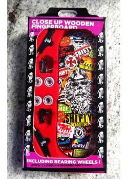 Close up Fingerboard Shifty Ripper G5.1