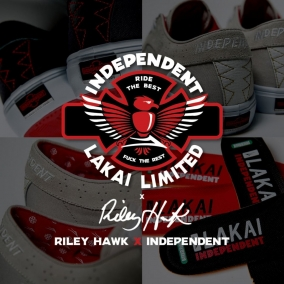 LAKAI X INDEPENDENT