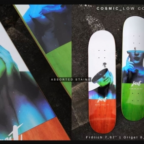 JART SKATEBOARDS / SERIES 2018