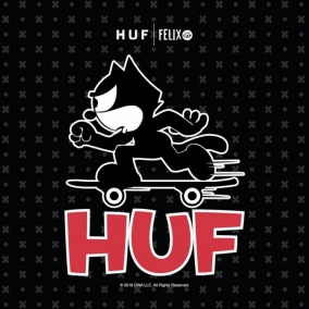 HUF X FELIX THE CAT