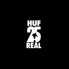 HUF X REAL SKATEBOARDS - 25 Years of falling down
