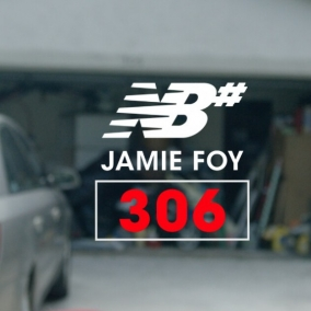 The NB Numeric 306 is Jamie Foy's first pro model shoe