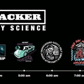 JACKER AFTER PARTY SCIENCE