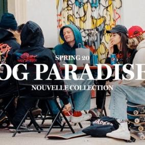 JACKER / OG PARADISE Spring 2020