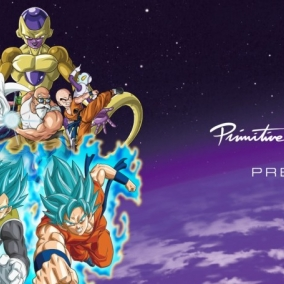 DRAGON BALL SUPER X PRIMITIVE