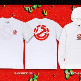 ELEMENT X GHOSTBUSTERS
