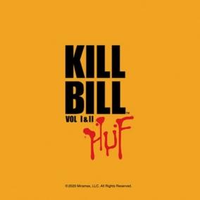 HUF X KILL BILL