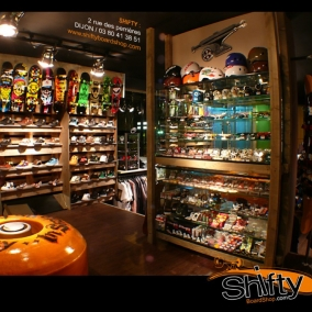 Skate Shop SHIFTY / Dijon